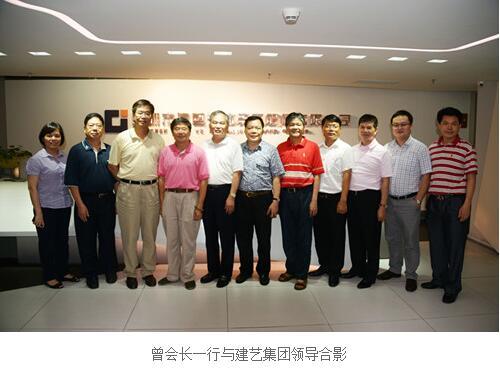 集团董事长刘海云作为宁江之子,也是促进会的会员,热烈欢迎诸多客家